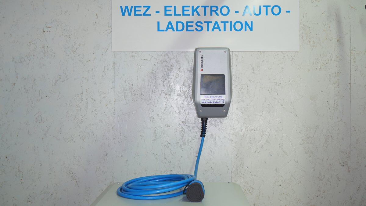 WEZ - die Elektroauto Ladestation über die Photovoltaik